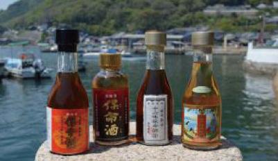 鞆の浦 de ARTイベント-10月12(土)保命酒の利き酒コンテスト